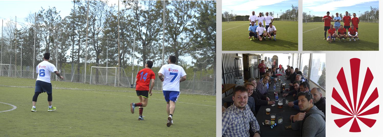 Laiex sprin football match 2017